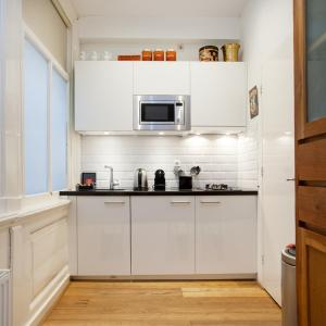 Canal View Apartments Marite, Apartmány  Amsterdam - big - 17