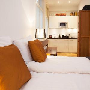 Canal View Apartments Marite, Apartmány  Amsterdam - big - 19
