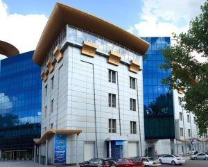 Отель Цунами, Днепропетровск