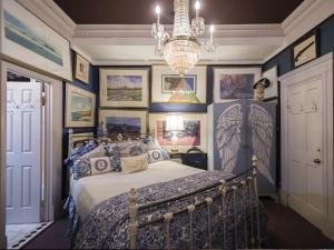 The Mansion on O Street, Отели  Вашингтон - big - 13