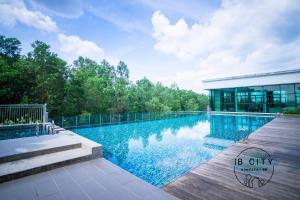 Sky Loft Bukit Indah Homestay, Ferienwohnungen  Johor Bahru - big - 27