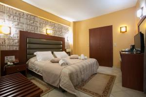 Hotel Life, Hotely  Herakleion - big - 48