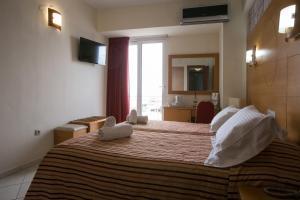 Hotel Life, Hotely  Herakleion - big - 49