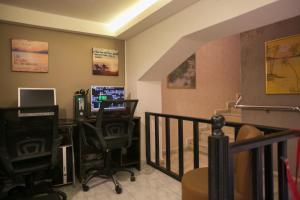Hotel Life, Hotely  Herakleion - big - 155