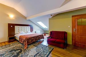 Hotel i Restauracja Bona, Hotely  Sanok - big - 17