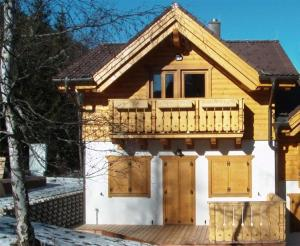 Chalet Wiesernock by Immobilaustria