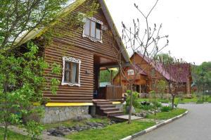 Парк-Отель Горная деревня, Даховская