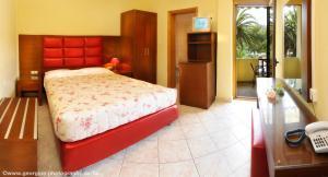 Vergos Hotel, Апарт-отели  Вурвуру - big - 37