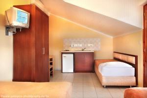 Vergos Hotel, Апарт-отели  Вурвуру - big - 7