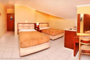 Vergos Hotel, Апарт-отели  Вурвуру - big - 65