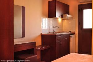 Vergos Hotel, Апарт-отели  Вурвуру - big - 67