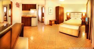 Vergos Hotel, Апарт-отели  Вурвуру - big - 55