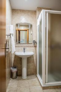 Apartamentos Turísticos Casa de La Borrega, Appartamenti  Estepona - big - 22