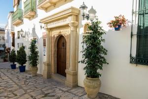 Apartamentos Turísticos Casa de La Borrega, Appartamenti  Estepona - big - 77