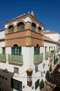 Apartamentos Turísticos Casa de La Borrega, Appartamenti  Estepona - big - 81