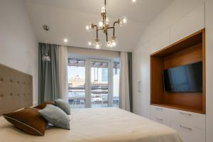 SEA POINT Mandarin Park Luxury apartment, Appartamenti  Adler - big - 5