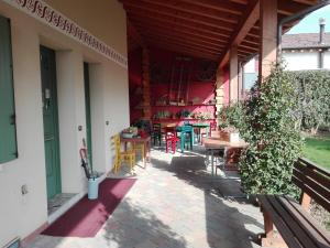 B&B Gregory House, Bed and Breakfasts  Treviso - big - 24