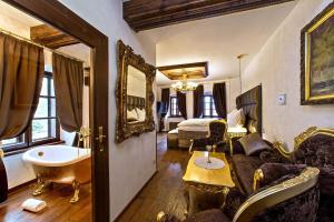Arcadie Hotel & Apartments, Hotels  Český Krumlov - big - 11