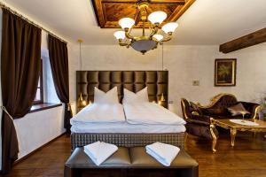 Arcadie Hotel & Apartments, Hotels  Český Krumlov - big - 13