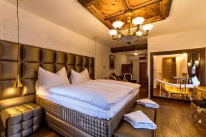 Arcadie Hotel & Apartments, Hotels  Český Krumlov - big - 14