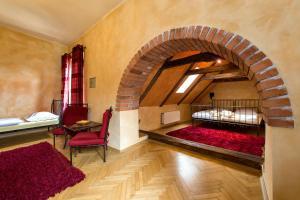 Arcadie Hotel & Apartments, Hotels  Český Krumlov - big - 23