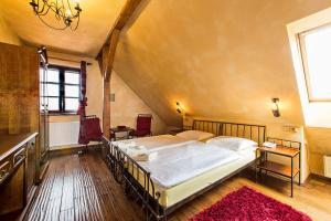 Arcadie Hotel & Apartments, Hotels  Český Krumlov - big - 24