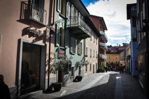 Boutique-Hotel Antica Posta, Hotel  Ascona - big - 23