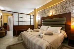 Hotel Life, Hotely  Herakleion - big - 56
