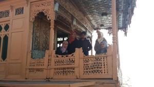 Houseboat Palace Heights, Hotels  Srinagar - big - 42
