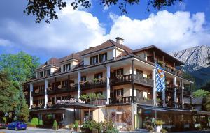 Reindl's Partenkirchener Hof, Hotel  Garmisch-Partenkirchen - big - 1
