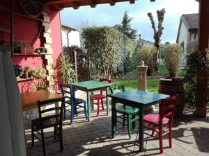 B&B Gregory House, Bed and Breakfasts  Treviso - big - 26