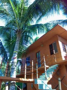 Tres Casitas, Casa Allegra, Apartments  Puerto Escondido - big - 2