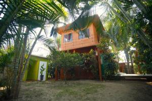Tres Casitas, Casa Allegra, Ferienwohnungen  Puerto Escondido - big - 5