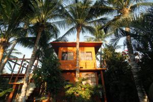 Tres Casitas, Casa Allegra, Ferienwohnungen  Puerto Escondido - big - 7