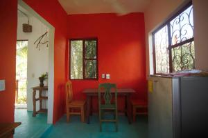 Tres Casitas, Casa Allegra, Apartments  Puerto Escondido - big - 11