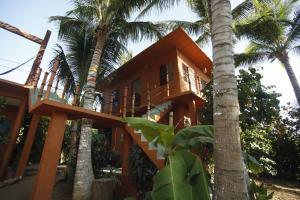 Tres Casitas, Casa Allegra, Apartmány  Puerto Escondido - big - 16