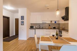 Tampa Gardens - Mountain View Apartment, Ferienwohnungen  Braşov - big - 12