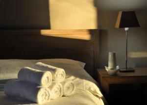 Gefyri Hotel, Отели  Конитса - big - 5