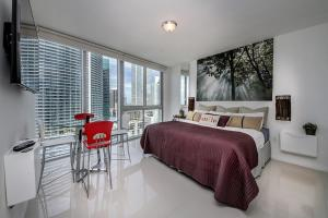 3B/2B Corner Apt Ocean View 00426, Appartamenti  Miami - big - 3