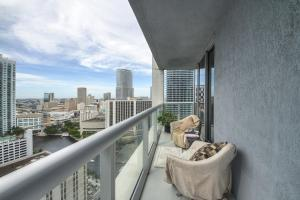 3B/2B Corner Apt Ocean View 00426, Appartamenti  Miami - big - 10