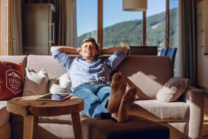 Rittis Alpin Chalets Dachstein, Aparthotels  Ramsau am Dachstein - big - 34