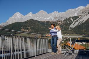 Rittis Alpin Chalets Dachstein, Aparthotels  Ramsau am Dachstein - big - 36