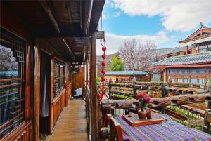 Lijiang Venice Lost Guest House, Vendégházak  Licsiang - big - 39