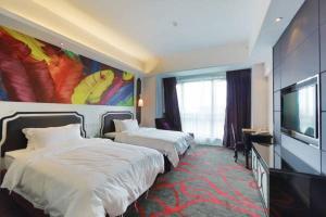 Shuangliu Eiffel Hotel, Отели  Чэнду - big - 9