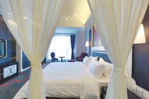 Shuangliu Eiffel Hotel, Отели  Чэнду - big - 6