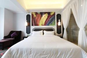 Shuangliu Eiffel Hotel, Отели  Чэнду - big - 4
