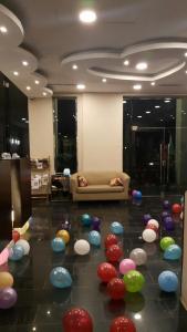 Madar Suites, Apartmanhotelek  Yanbu - big - 29