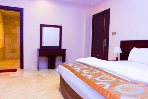 Madar Suites, Apartmanhotelek  Yanbu - big - 44
