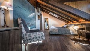 Hotel La Neu, Szállodák  Benasque - big - 17
