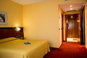 Hotel Silvota, Hotely  Lugo de Llanera - big - 4